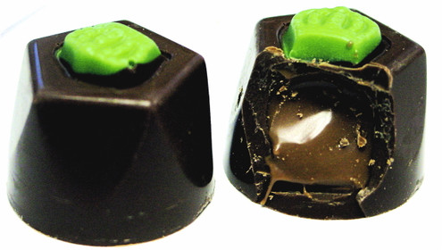 Chocolate Mint Truffles, Sugar-Free 18 oz box