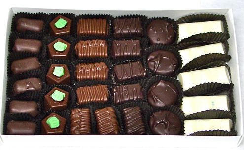 I-LOVE-Chocolate MINT Sugar Free Chocolate Assortment,