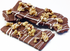 Sugar Free Chocolate Covered Matzo with Nuts