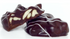 Sugar Free DARK Chocolate Cashew Clusters, 1 lb Mylar Gift Bag
