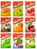 MIX or MATCH Halter Bonbon Hard Candy: Coffee, Watermelon, Cherry, Raspberry, Mint, Orange, Lemon, Apple & Honey