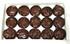 Diabeticfriendly® Sugar Free Dark Chocolate Caramel Cashew Bites, Handmade, Gift Boxed, about 18 oz