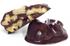 Sugar Free DARK Chocolate PECAN Clusters, 1 lb Mylar Gift Bag