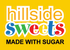 hillside sweets SUGAR hard candy (5 pounds per bag)