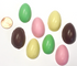 "Sugar Free ""The MINIs"" Chocolate Easter Eggs, 1 oz, Set of about 6"