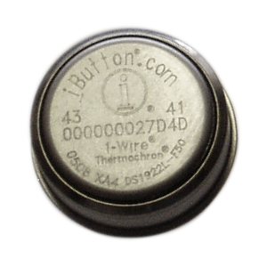 The DS1922L Thermochron iButton is a high capacity logger suitable for a wide range of applications.