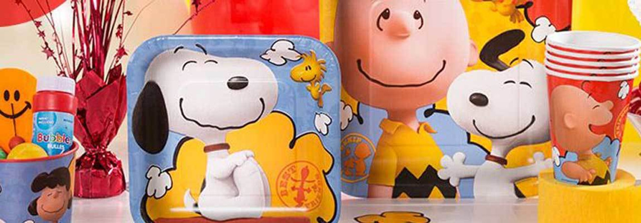 ... Party Supplies; Peanuts Movie Snoopy & Peanuts Movie Snoopy Party Supplies Singapore | Kids Birthday Party ...