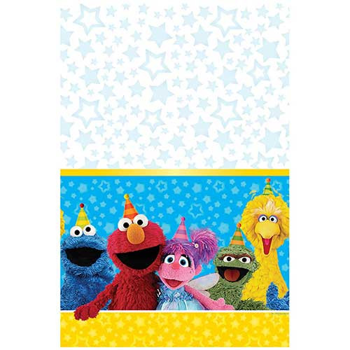 Sesame Street Party Supplies For Kids Birthday Themes At MTRADE