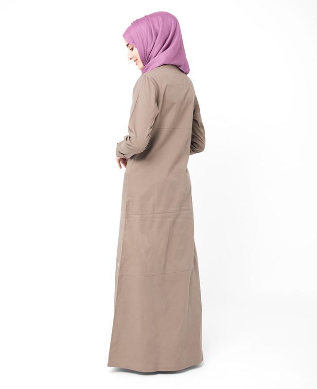 Walnut Jilbab