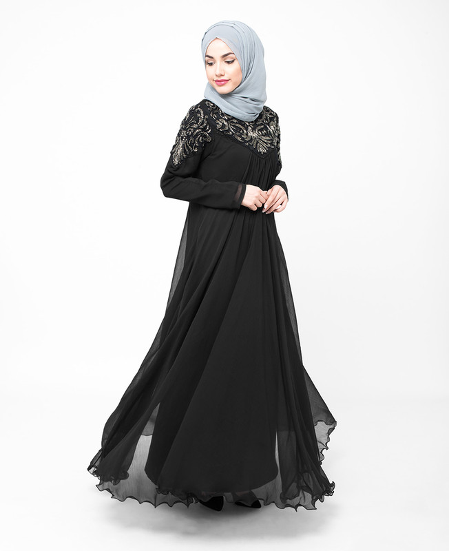 Royal Evening Gown