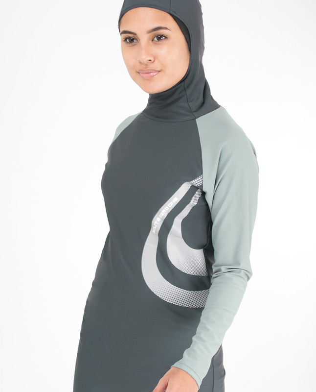 Monochrome Active Burkini