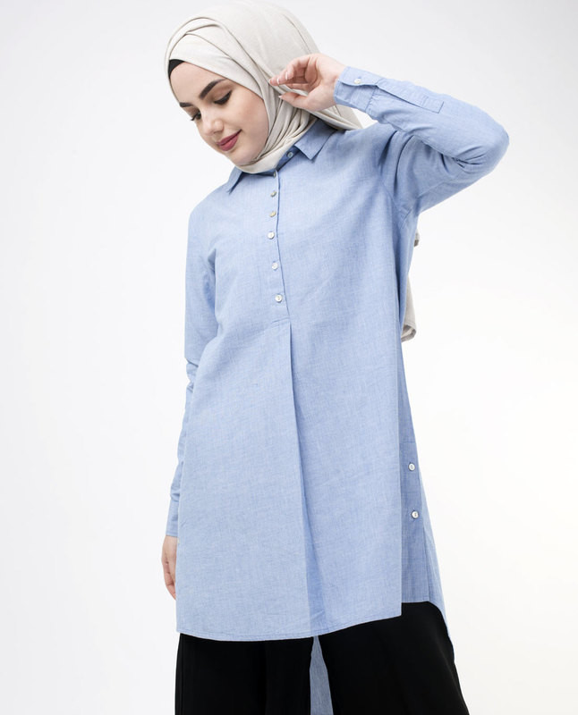 Smart Casual Shirt Dress