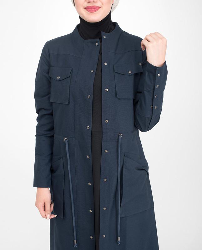Abaya Blue Designs