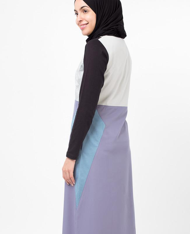 Blue Skies Jilbab