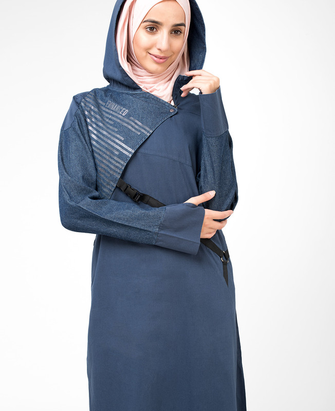 Indigo Nights Jilbab