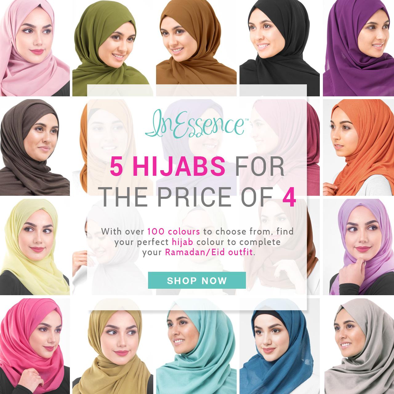 hijab offers