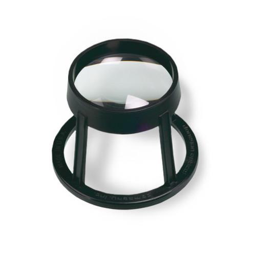 5X Open Stand 60MM Aspheric Lens Loupe Magnifier , A-2028-5X