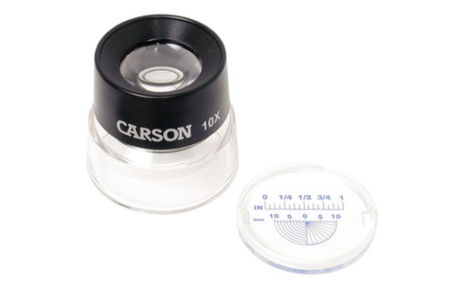 10X Scale Loupe , Carson Optical , LL-20