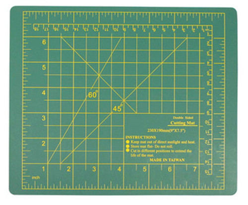 Self Healing Cutting Mat 18 x 24 Green Cut Mats