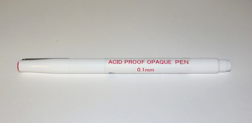 Acid Proof , PCB Pen , Etch Resist , Film Opaquer , PC-AAO-01