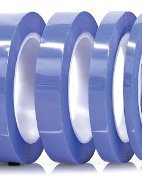 "PCB Electroplating Plating Tape 2"" 48mm x 72 yds, 273TB, Blue"