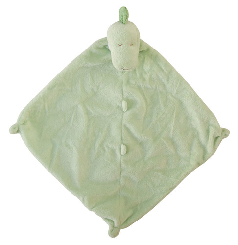 Green Dinosaur Blankie Lovie by Angel Dear