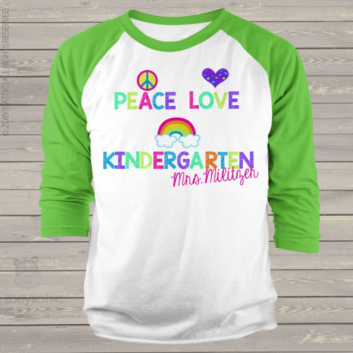 Personalized Back To School Shirts- Custom School Outfits