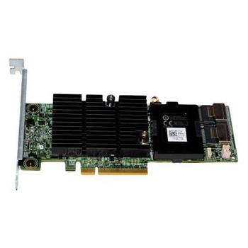 PCVT5 Dell PERC H710P 1GB NV Cache 8-Port SAS 6Gbps PCI Express 2.0 x8 Integrated Mini Mono RAID 0/1/5/6/10/50/60 Controller Card