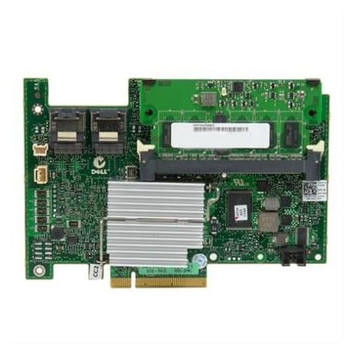 PK2W9 Dell PERC H710P 1GB NV Cache 8-Port SAS 6Gbps PCI Express 2.0 x8 Mini Blade RAID 0/1/5/6/10/50/60 Controller Card