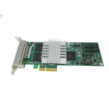 EXP19404PTL Intel PRO/1000 PT Quad Port Low Profile Adapter