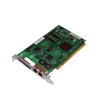 009542-001 Compaq NC3131 Fast Ethernet Dual Port 10/100Base PCI 64-Bit Network Interface Card (NIC)