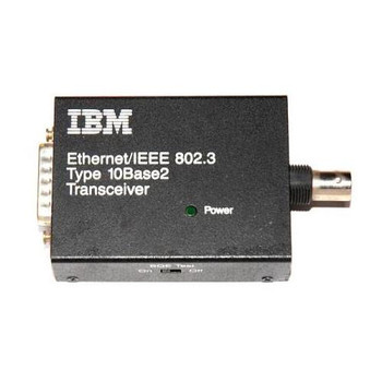 00G2905 IBM IEEE 802.3 10Mbps 10Base-2 Thin Ethernet Transceiver Module