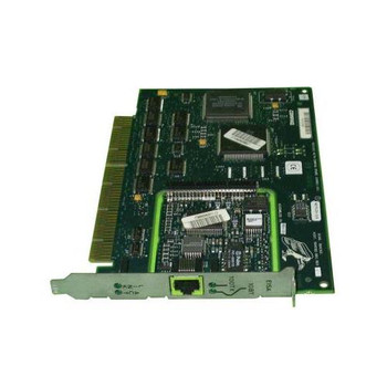 004164-001 Compaq 10BASE-T AND COAX module for use with 169801-001 Card