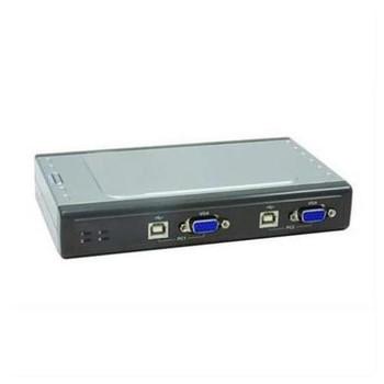 08HYR2 Dell 8-Port KVM Switch (Refurbished)