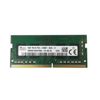 HMA851S6AFR6N-UHN0 Hynix 4GB DDR4 SoDimm Non ECC PC4-19200 2400Mhz 1Rx6 Memory