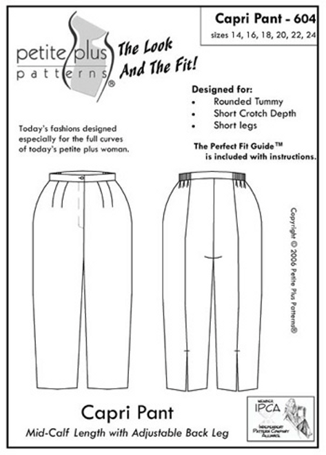 Petite Plus - Kathleen Cheetham Products - The Sewing Place