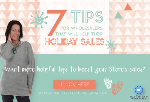 7 Tips for Wholesalers that will Help their Holiday Sales