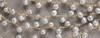 Pebble Stone Pearl Multi-Strand Necklace