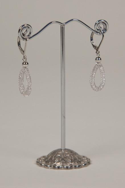 Galaxy Earrings - Silver