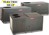 Electric Heat   Air Conditioner-Package Units
