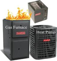 Goodman Dual Fuel