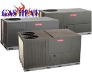 Gaspack -Gas Heat   AC Package Units
