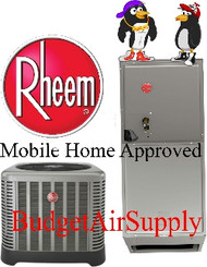 Rheem HEAT PUMP/Air Conditioner