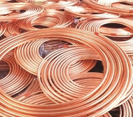 Copper Refrigeration Tubing