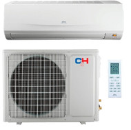 Single Head Wall Mount Ductless