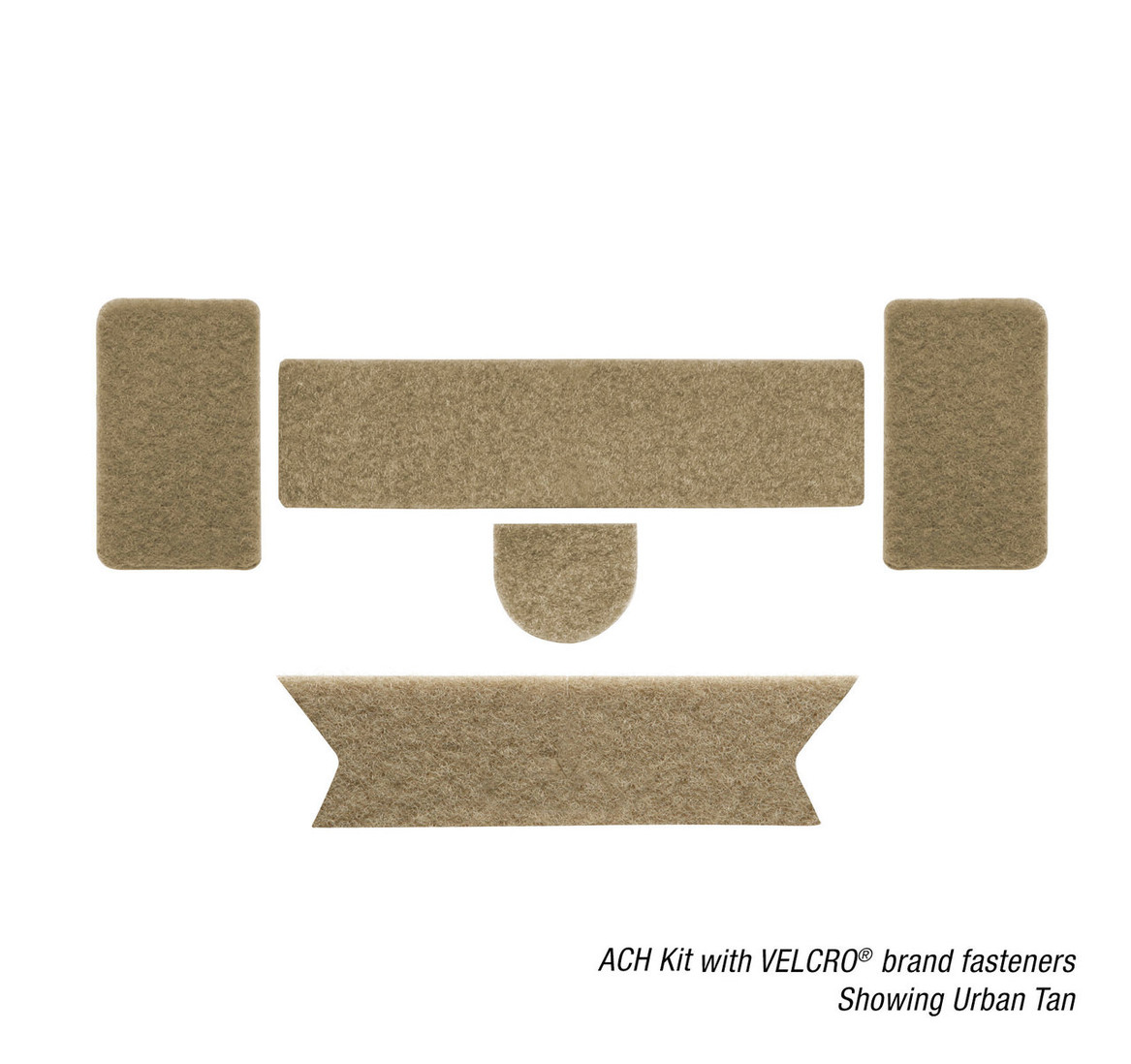 Exterior Replacement Kits with Velcro® Brand Fasteners