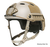 FAST CARBON HIGH CUT HELMET