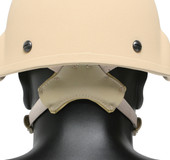 HEAD-LOC 4-POINT X-NAPE CHINSTRAP