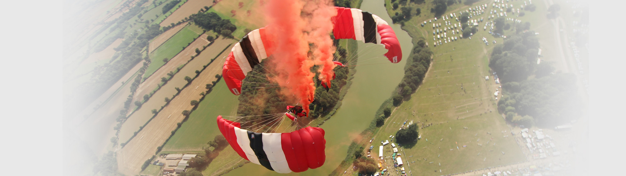 Gentex Corporation Partners with The Red Devils to Promote Parachutist Safety