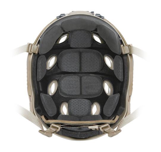 Lux Liner Vented H-Nape Kit